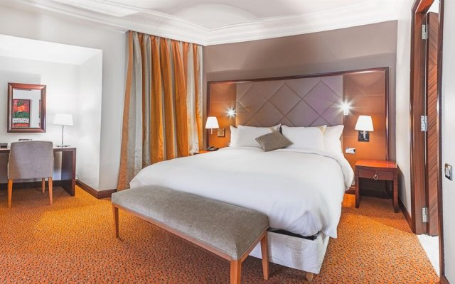 Отель Atlantic Agdal Марокко, Рабат - отзывы, цены и фото номеров - забронировать отель Atlantic Agdal онлайн комната для гостей