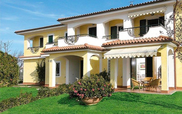 Отель Residence I Giardini Del Conero Италия, Порто Реканати - отзывы, цены и фото номеров - забронировать отель Residence I Giardini Del Conero онлайн вид на фасад