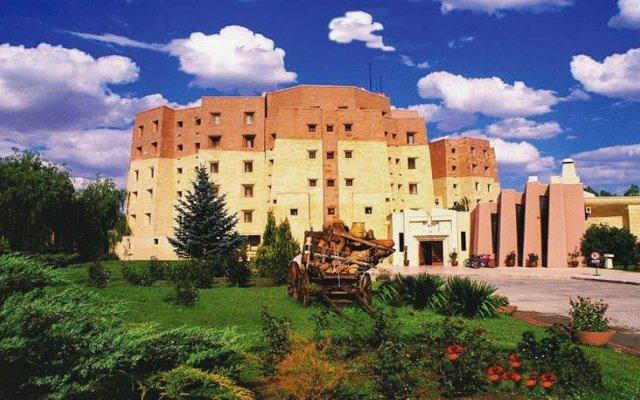 Kapadokya Lodge Турция, Невшехир - отзывы, цены и фото номеров - забронировать отель Kapadokya Lodge онлайн вид на фасад