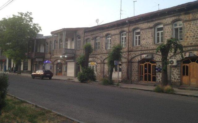 Отель Aregak B&B вид на фасад
