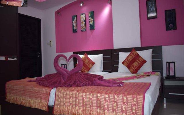 Отель Naamtao Villa Resort Самуи вид на фасад
