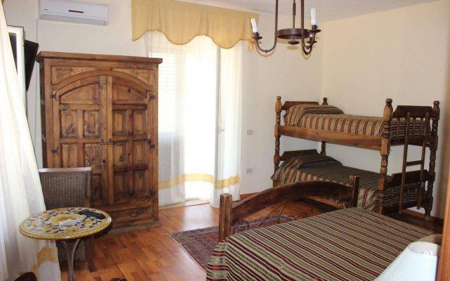 Отель Agriturismo Reggia Saracena Агридженто комната для гостей
