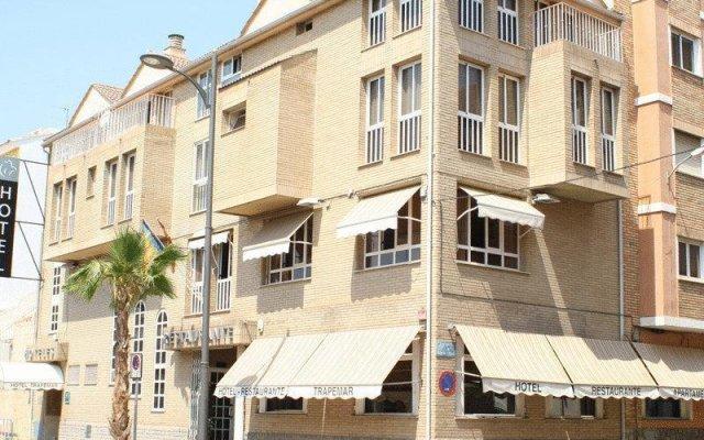 Hotel Trapemar Silos вид на фасад