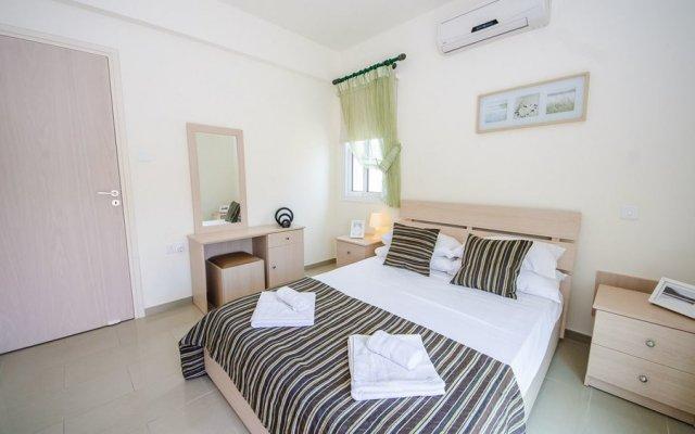 Отель Oceanview Villa 028 комната для гостей
