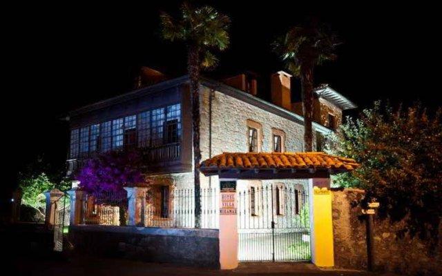 Arcea Hotel Villa Miramar вид на фасад