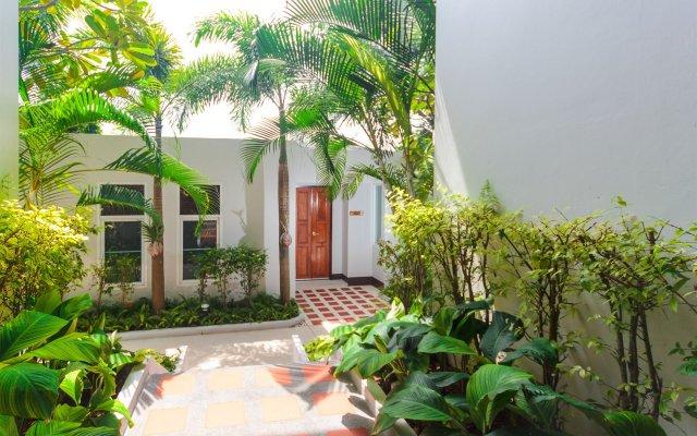 Отель Davina Beach Homes Таиланд, Пхукет - отзывы, цены и фото номеров - забронировать отель Davina Beach Homes онлайн вид на фасад