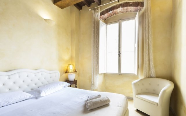 Апартаменты Piccolo Signoria Apartment Флоренция комната для гостей
