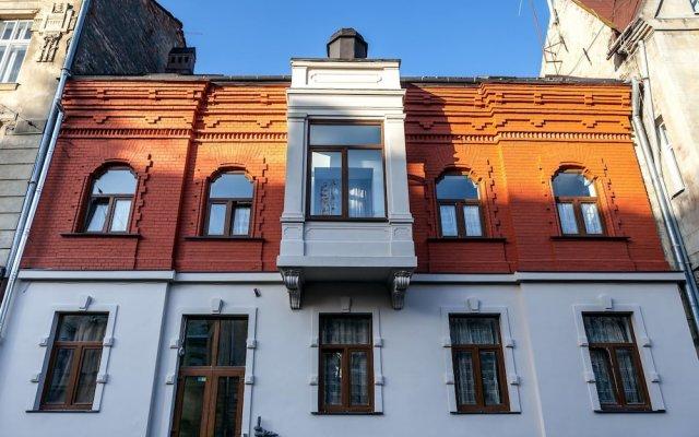 Ostriv Hostel вид на фасад