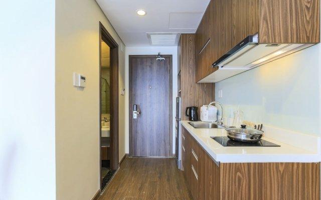Отель Aurora Serviced Apartments - Adults Only Вьетнам, Хошимин - отзывы, цены и фото номеров - забронировать отель Aurora Serviced Apartments - Adults Only онлайн в номере