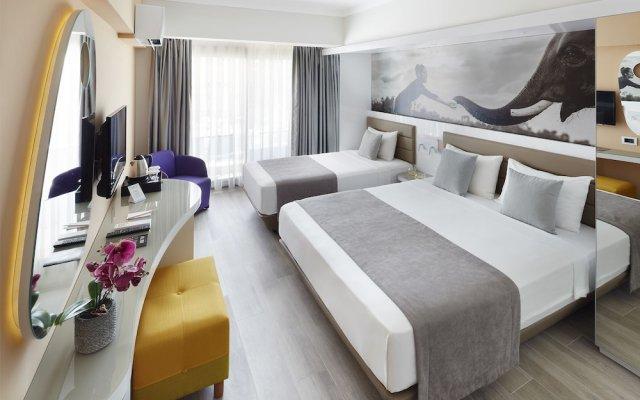 Lalila Blue Hotel By Blue Bay Platinum Мармарис комната для гостей