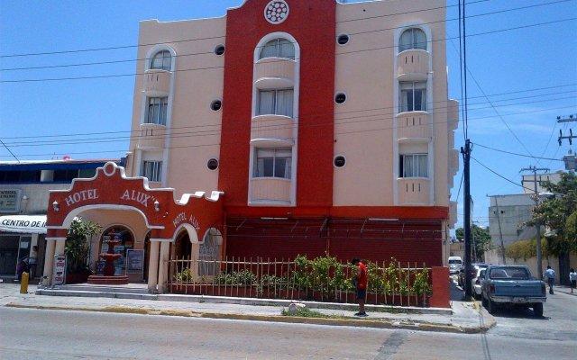 Отель Alux Cancun Мексика, Канкун - отзывы, цены и фото номеров - забронировать отель Alux Cancun онлайн вид на фасад