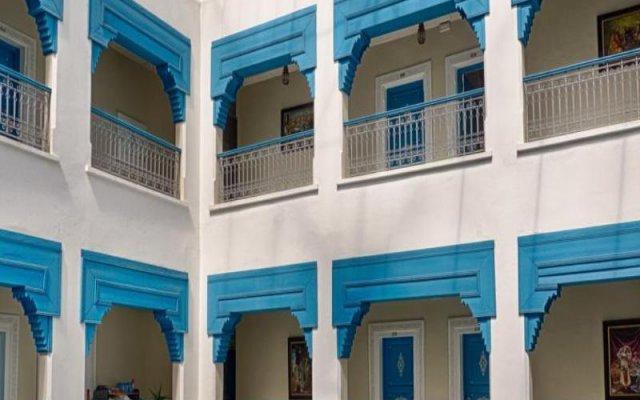 Отель Palais Du Calife Riad & Spa Марокко, Танжер - отзывы, цены и фото номеров - забронировать отель Palais Du Calife Riad & Spa онлайн вид на фасад