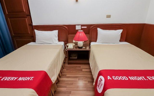 Отель Nida Rooms Payathai 169 Jj Sunday комната для гостей