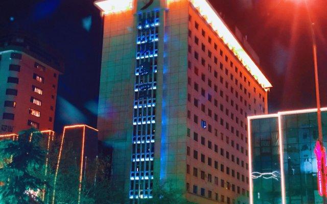 Xian Hotel вид на фасад