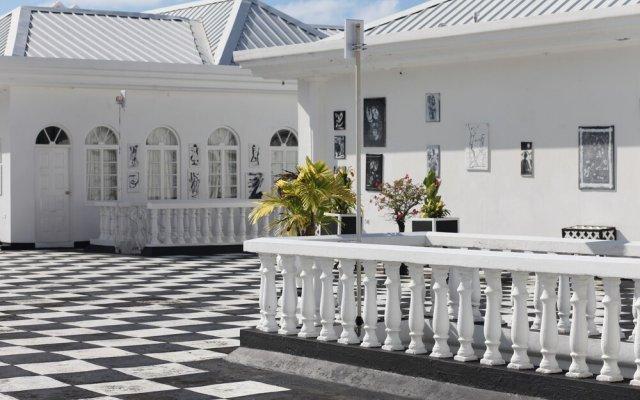 Отель Jamaica Palace Порт Антонио вид на фасад