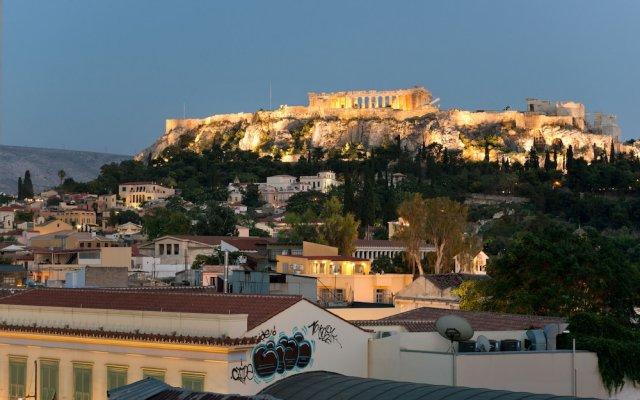 Отель Acropolis View Luxury Apartment - Adults Only Греция, Афины - отзывы, цены и фото номеров - забронировать отель Acropolis View Luxury Apartment - Adults Only онлайн вид на фасад