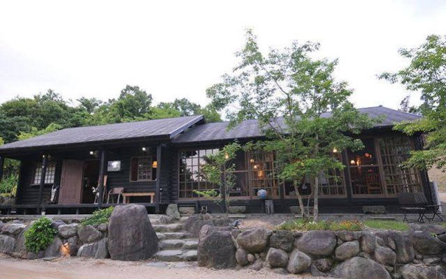 Отель Hanare no Yado Hanagokoro Япония, Минамиогуни - отзывы, цены и фото номеров - забронировать отель Hanare no Yado Hanagokoro онлайн парковка