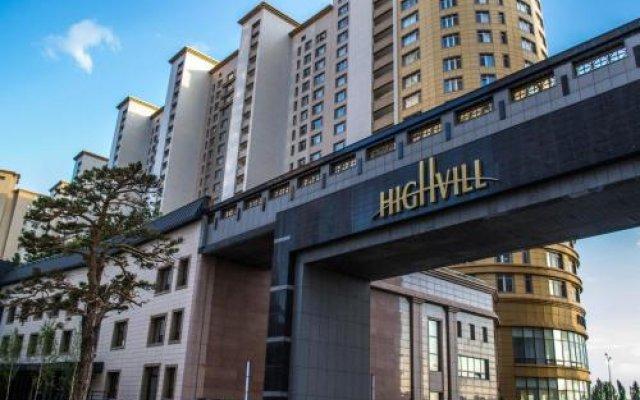 Гостиница Hostel Vill Казахстан, Нур-Султан - отзывы, цены и фото номеров - забронировать гостиницу Hostel Vill онлайн вид на фасад