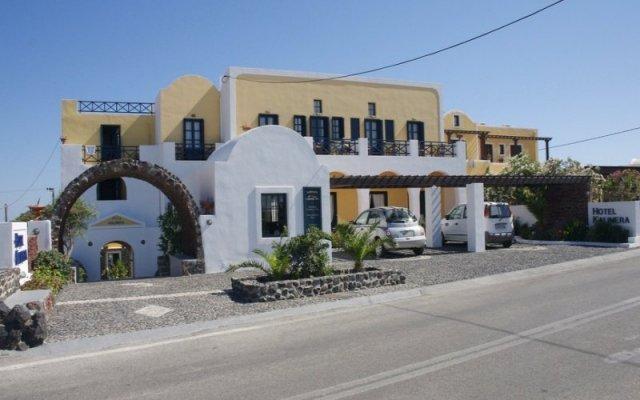 Hotel Kalimera вид на фасад