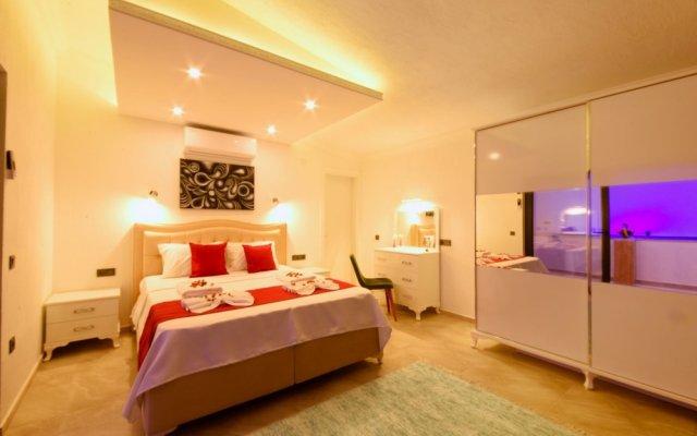 Отель Villa Irem by Akdenizvillam Патара комната для гостей