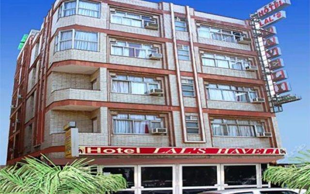 Hotel lals Haveli вид на фасад