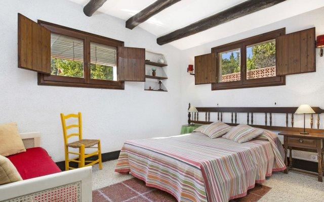 Отель Villa Mas Guelo Испания, Бланес - отзывы, цены и фото номеров - забронировать отель Villa Mas Guelo онлайн комната для гостей