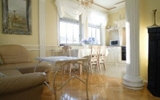 Отель Apartament Aleksander Сопот комната для гостей