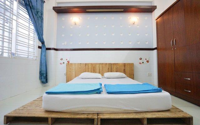 DaBlend Hostel комната для гостей
