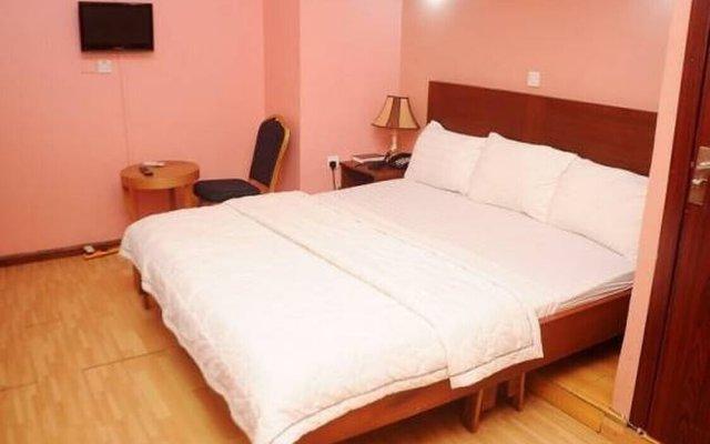 Отель Paconsu Suites Калабар