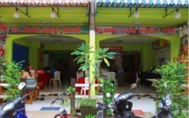Отель Ku Krabi Guesthouse Таиланд, Краби - отзывы, цены и фото номеров - забронировать отель Ku Krabi Guesthouse онлайн вид на фасад