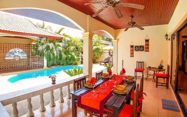 Отель Coconut Paradise Villas вид на фасад