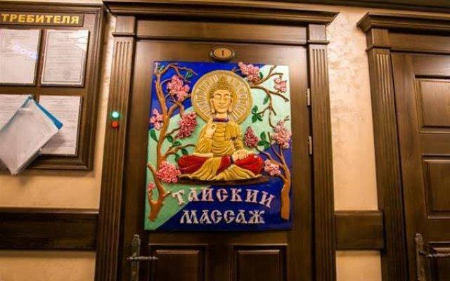 Гостиница Царицынская Слобода вид на фасад