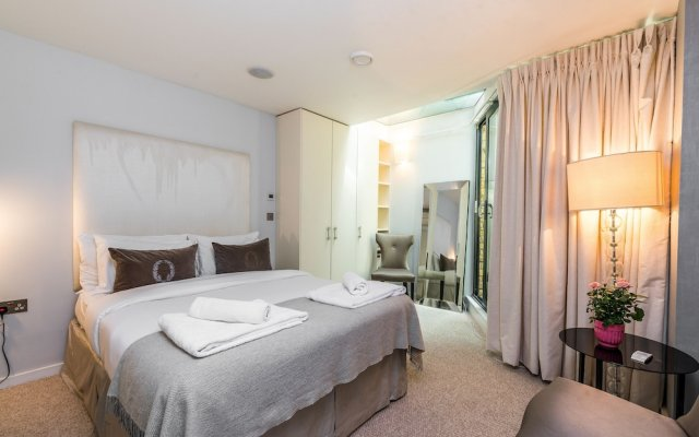 Отель Bedfordbury комната для гостей