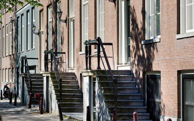 Отель Canal House Suites at Sofitel Legend The Grand Amsterdam Амстердам вид на фасад