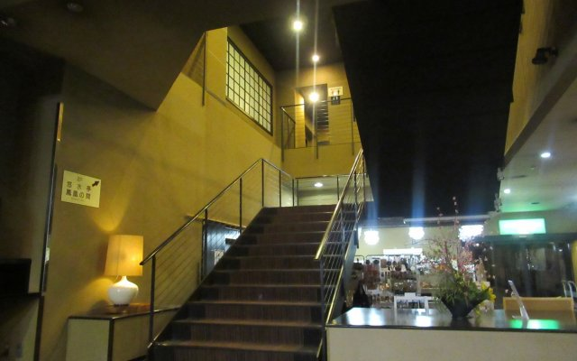 Kikuchi Kanko Hotel Минамиогуни вид на фасад
