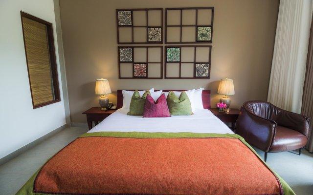 Отель Thilanka Resort and Spa вид на фасад