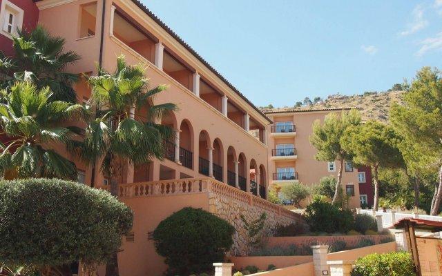 Hotel Don Antonio вид на фасад