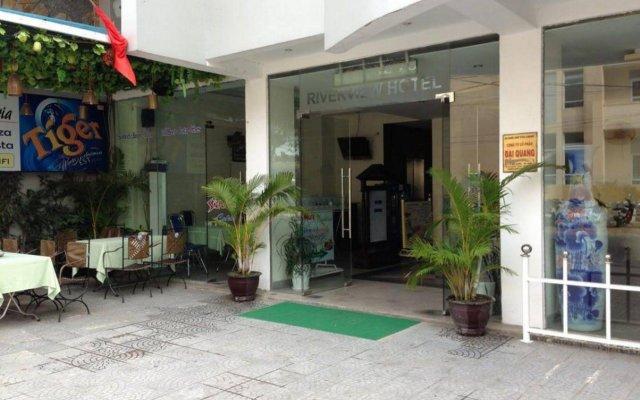 Отель River View Hotel Вьетнам, Хюэ - отзывы, цены и фото номеров - забронировать отель River View Hotel онлайн вид на фасад
