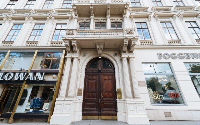 Отель Duschel Apartments City Center Австрия, Вена - отзывы, цены и фото номеров - забронировать отель Duschel Apartments City Center онлайн вид на фасад
