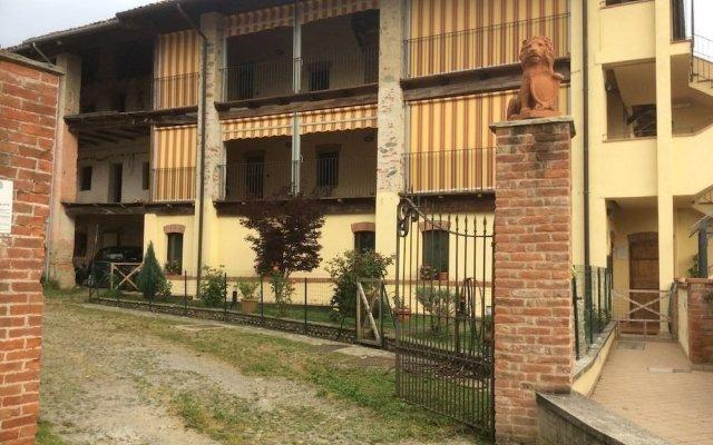 Отель La Rosa Dei Venti Италия, Шампорше - отзывы, цены и фото номеров - забронировать отель La Rosa Dei Venti онлайн вид на фасад