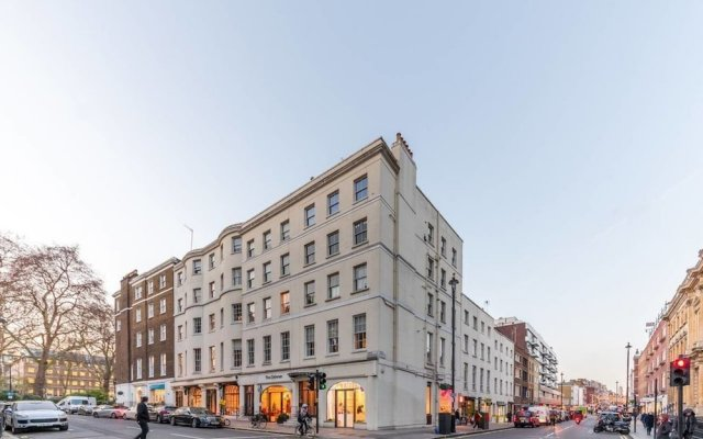 Cosy West End Flat min From Selfridges & Oxford st
