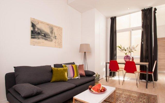 Апартаменты SSG Gracia Apartments комната для гостей
