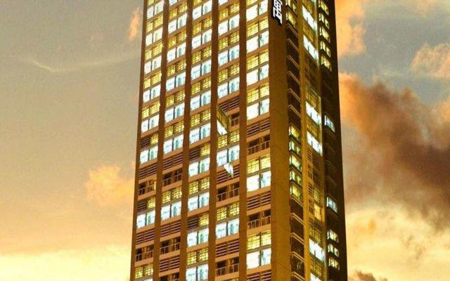 Отель Sun Flower Hotel and Residence Китай, Шэньчжэнь - отзывы, цены и фото номеров - забронировать отель Sun Flower Hotel and Residence онлайн вид на фасад