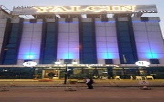 Park Yalcin Hotel Турция, Мерсин - отзывы, цены и фото номеров - забронировать отель Park Yalcin Hotel онлайн вид на фасад