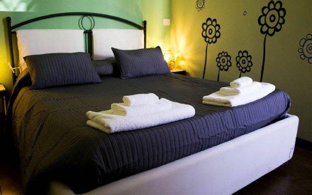 Отель Casa Vacanza La Palma Виагранде комната для гостей