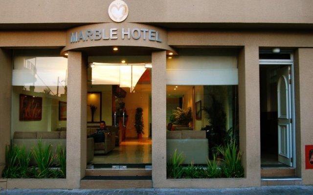 Marble Hotel вид на фасад