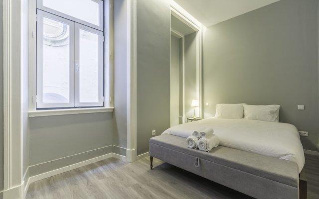 Отель Hygge Lisbon Suites Лиссабон комната для гостей