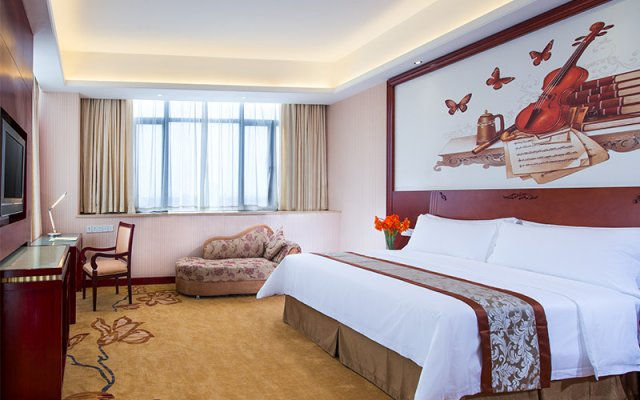 Vienna Hotel Dongguan Wanjiang Road комната для гостей