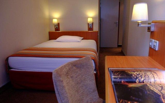 Отель Terminus Orleans Франция, Париж - 1 отзыв об отеле, цены и фото номеров - забронировать отель Terminus Orleans онлайн комната для гостей