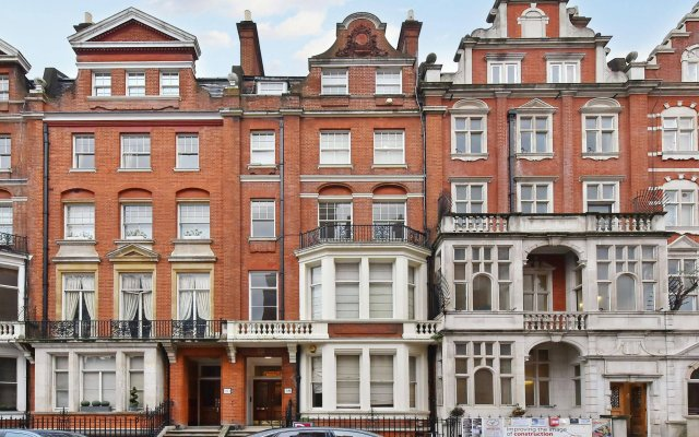 Отель London Lifestyle Apartments – Knightsbridge Великобритания, Лондон - отзывы, цены и фото номеров - забронировать отель London Lifestyle Apartments – Knightsbridge онлайн вид на фасад